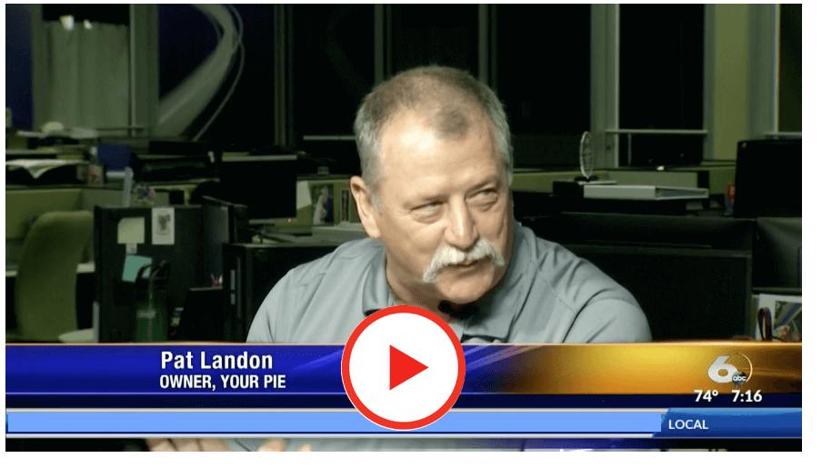 pat landon on tv