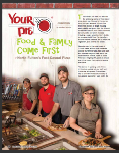 fast casual franchise - family life p1