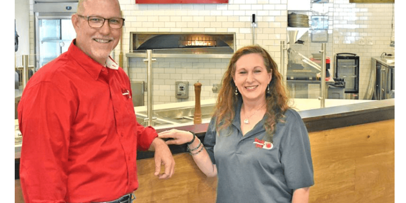 pizza franchise with purpose